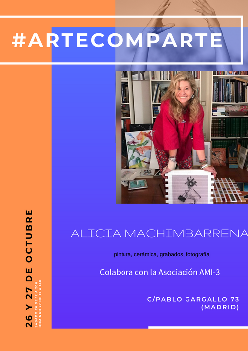 ArteComparte - Alicia Machimbarrena